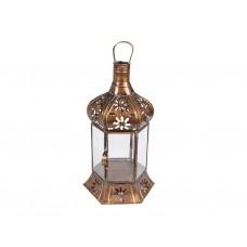 Lanterna Marroquina em Latão