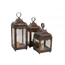 Trio de Lanternas Marrocos