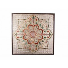 Mandala Square Color 120cm