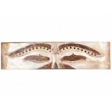 Painel Olhos de Buda