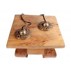 Tingsha Tibetano em Bronze