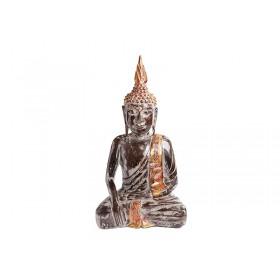 Buda Tailandês Sentado Natural 60cm