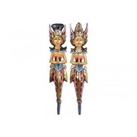 Rama e Sita Penapatã 60cm