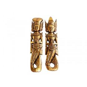 Casal Rama e Sita Samudera Gold