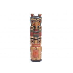 Máscara Águia Totem Canadense 50cm