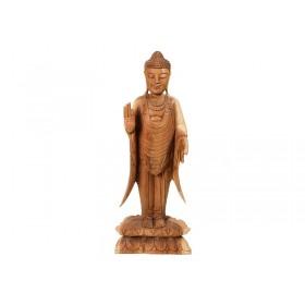 Buda em Pé Manto Sagrado 100cm