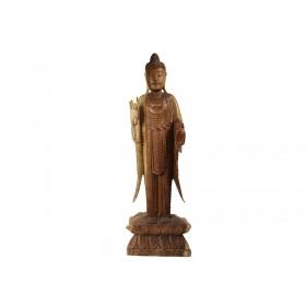 Buda em Pé Manto Sagrado 160cm