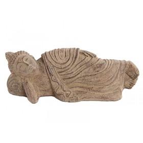 Buda Deitado em Pedra