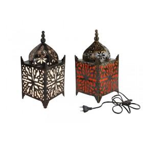 Abajur Renda Marrocos 40cm