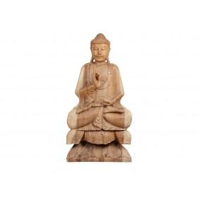 Escultura Buda Sentado 1mt