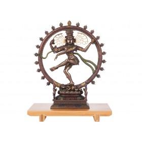Escultura de Shiva Nataraja Pequeno