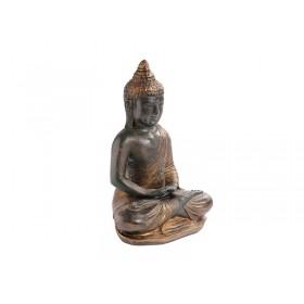 Buda em Resina Sentado Dhyana