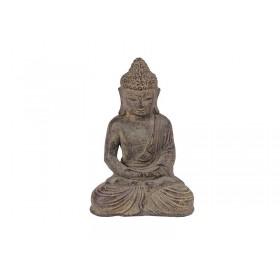 Escultura Buda em Pedra 15cm