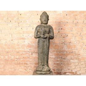 Escultura de Buda em Pedra