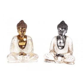 Buda Sentado Meditação 15cm