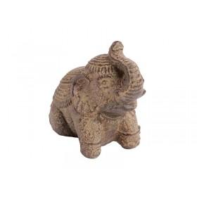 Elefante Pedra Manto Agadir Médio