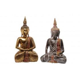 Escultura de Buda Decorativo Tailandês