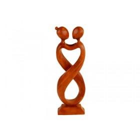 Estátua Amor Infinito 50cm