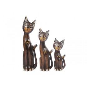 Trio de Gatos Clássicos