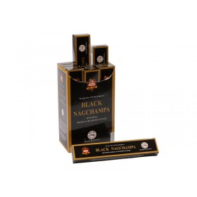 Caixa de Incensos Indianos BLACK NAG CHAMPA