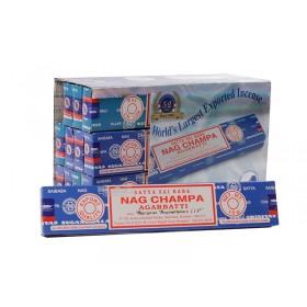 Caixa de Incensos Indianos NAG CHAMPA