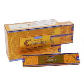 Caixa de Incensos Indianos CHANDAN