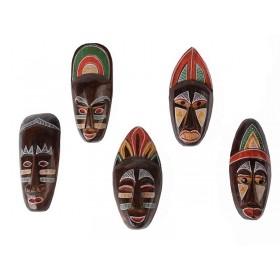Máscaras Africanas Zâmbia 20cm