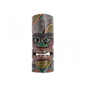 Máscara Tiki Aborígene 30cm