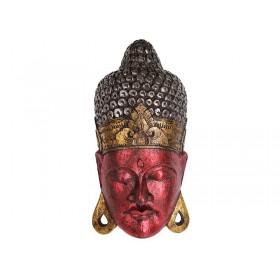Máscara Buda Especial Rústica Gold 60cm