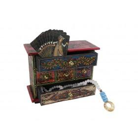 Armarinho Miniatura Indiano