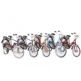 Bicicleta Mini Decorativa em Ferro