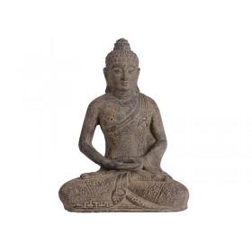 Buda Sentado em Pedra 30cm