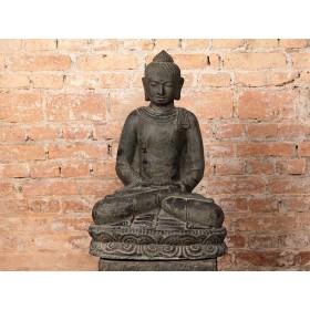 Buda de Pedra Sentado 60cm