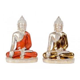 Buda Tailandês Color Bumisparsha