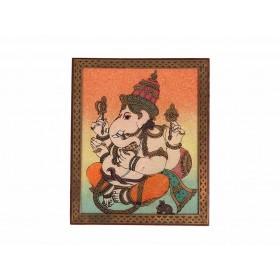 Caixa Indiana Ganesha Sentado