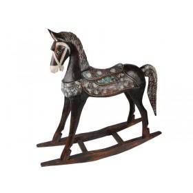 Cavalo de Balanço 80cm