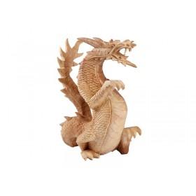 Estátua Dragão Suar 30 cm
