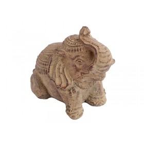 Elefante Pedra Manto Agadir Pequeno