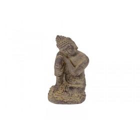 Escultura Buda Pensando 10cm