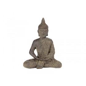 Buda Tailândia em Pedra 30cm