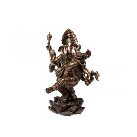 Ganesh Dancing Resin