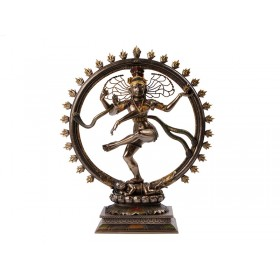 Shiva Nataraja Deep Forest