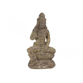 Escultura Tara Dewi em Pedra
