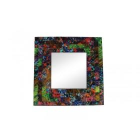 Espelho Mosaico Quadrado 20cm