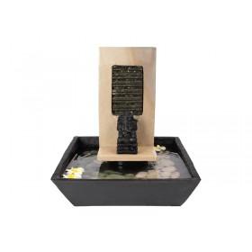 Fonte Ganesha em Pedra