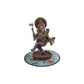 Escultura Ganesha Dançando
