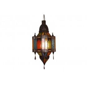Lustre Marrakesh em Latão Color P 55 X 22 cm