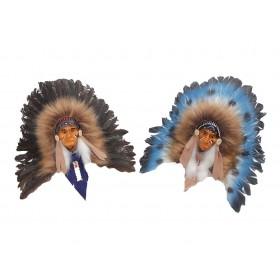 Máscara Indio Sioux Pequena