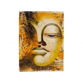 Quadro de Buda Gold