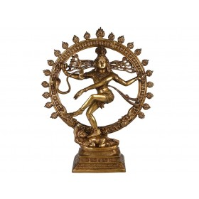Shiva Nataraja em Bronze Grande